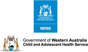 Child and Adolescent Health Service logo